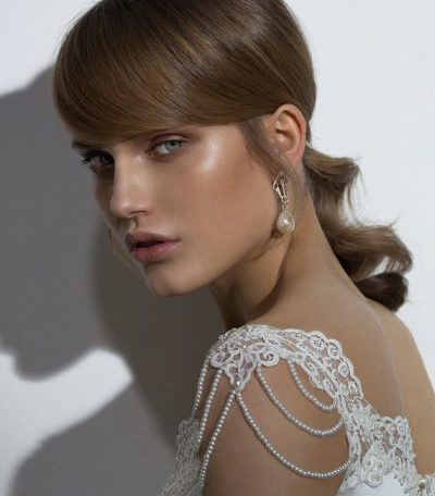 pearl earrings wedding collection
