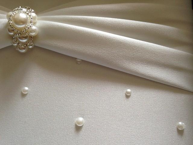 my pearls are peeling