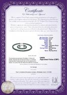 product certificate: UK-B-AA-758-S-Akoy