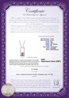 product certificate: UK-FW-L-AA-78-P-Athena