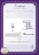 product certificate: UK-FW-L-AAAA-78-P-Jennifer