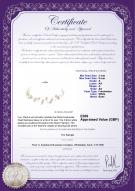 product certificate: UK-FW-W-A-39-N-Mary