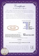 product certificate: UK-P-AA-67-S