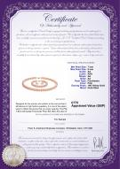 product certificate: UK-P-AA-78-S