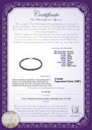 product certificate: UK-TAH-B-N-Q112