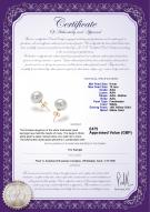 product certificate: UK-W-910-E