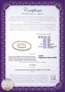 product certificate: UK-W-AAA-78-S