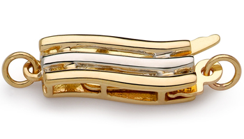 Clasp in Cantebury - 14K Gold