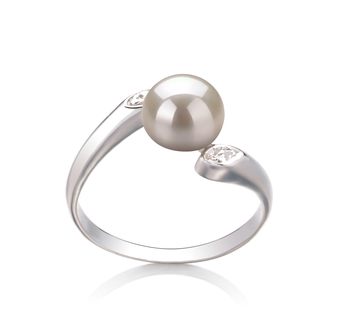Real Pearl Rings for Sale
