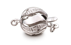 Buckingham - 14k White Gold