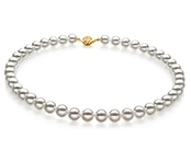 Japanese Akoya Pearl Necklaces
