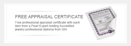 8 Reasons to buy from Us - Free appraisal certificate
