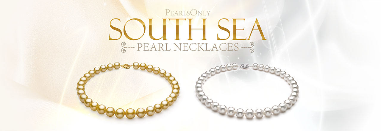 PearlsOnly South Sea Pearl Necklace