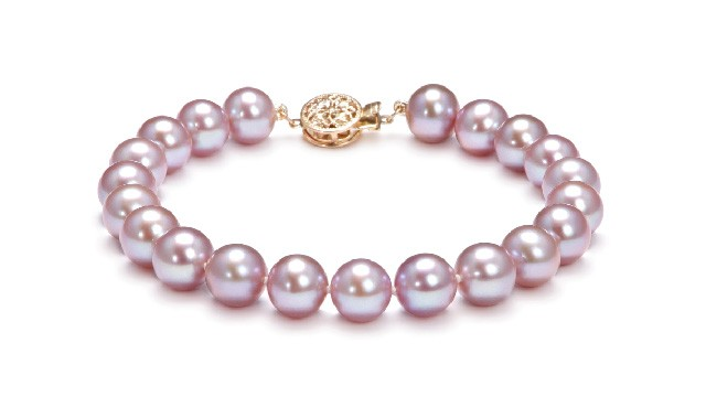 View Lavender Pearl Bracelets collection