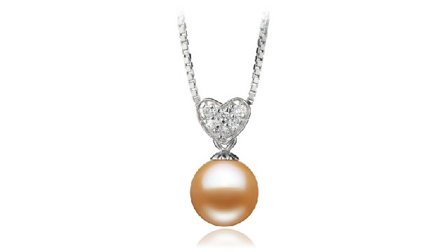 View Pink Freshwater Pearl Pendants collection