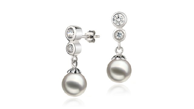 View Hanadama Pearl Earrings collection