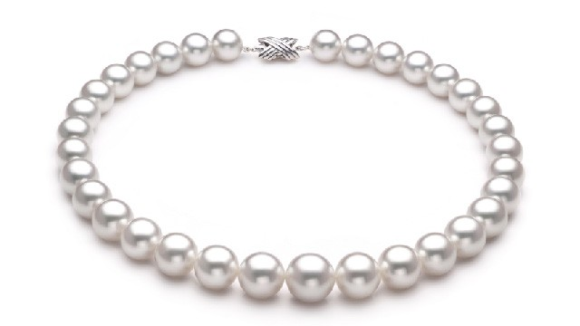 View White Pearl Necklaces collection